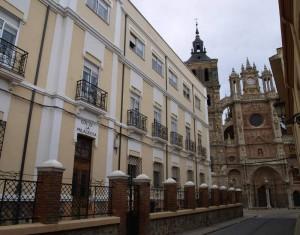 colegio la milagrosa Astorga
